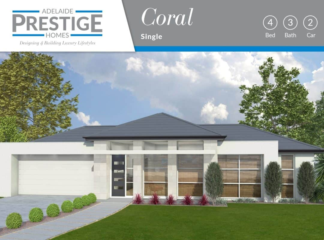 APH Home Design Elevation-Coral