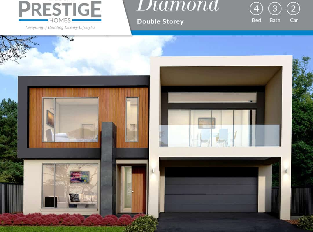APH Home Design Elevation-Diamond