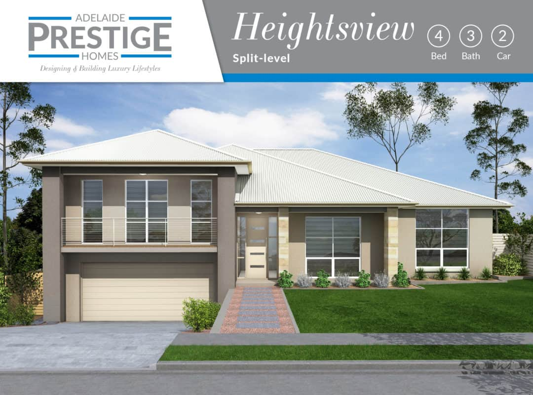 APH Home Design Elevation-Heightsview