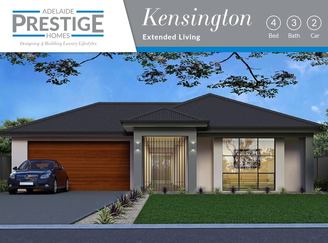 APH Home Design Elevation-Kensington