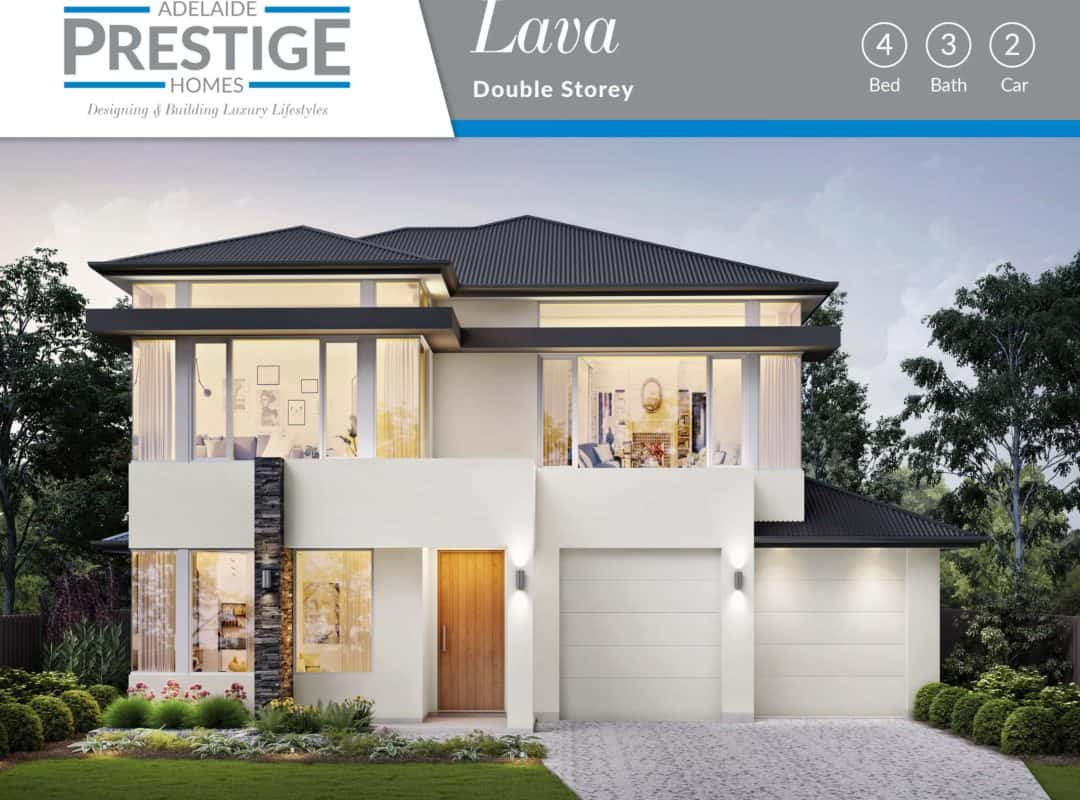 APH Home Design Elevation-Lava