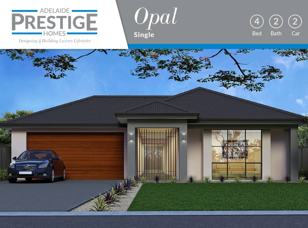 APH Home Design Elevation-Opal