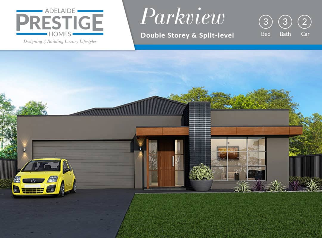 APH Home Design Elevation-Parkview