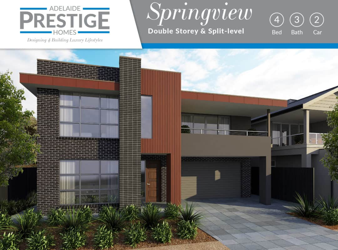 APH Home Design Elevation-Springview