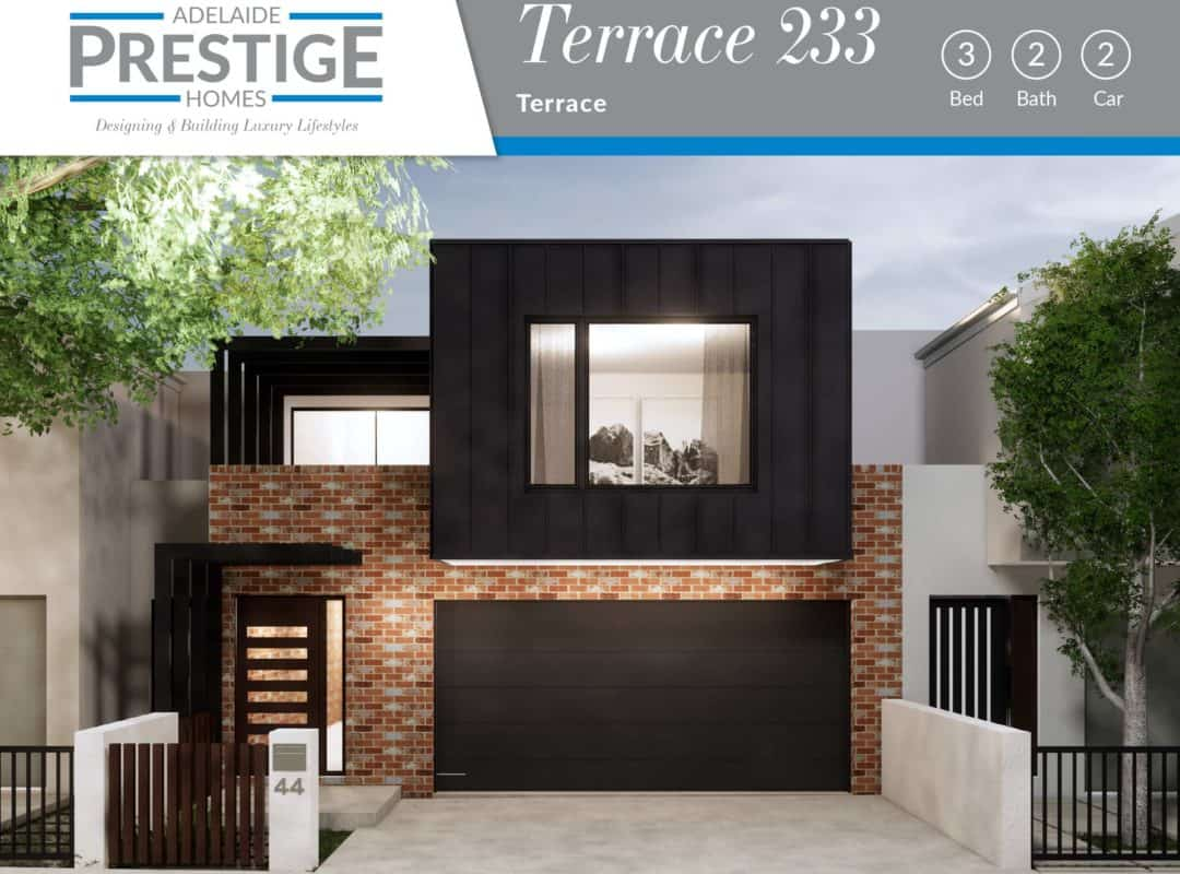 APH Home Design Elevation-Terrace 233