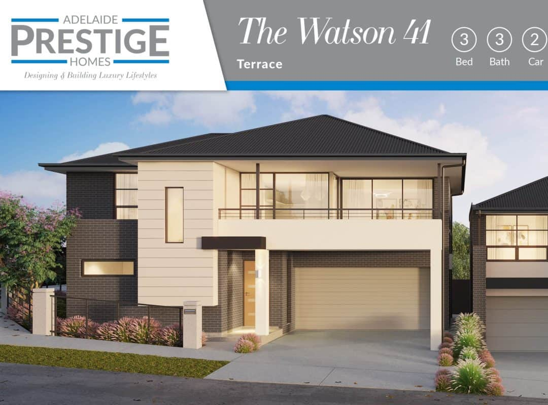 APH Home Design Elevation-The Watson 41