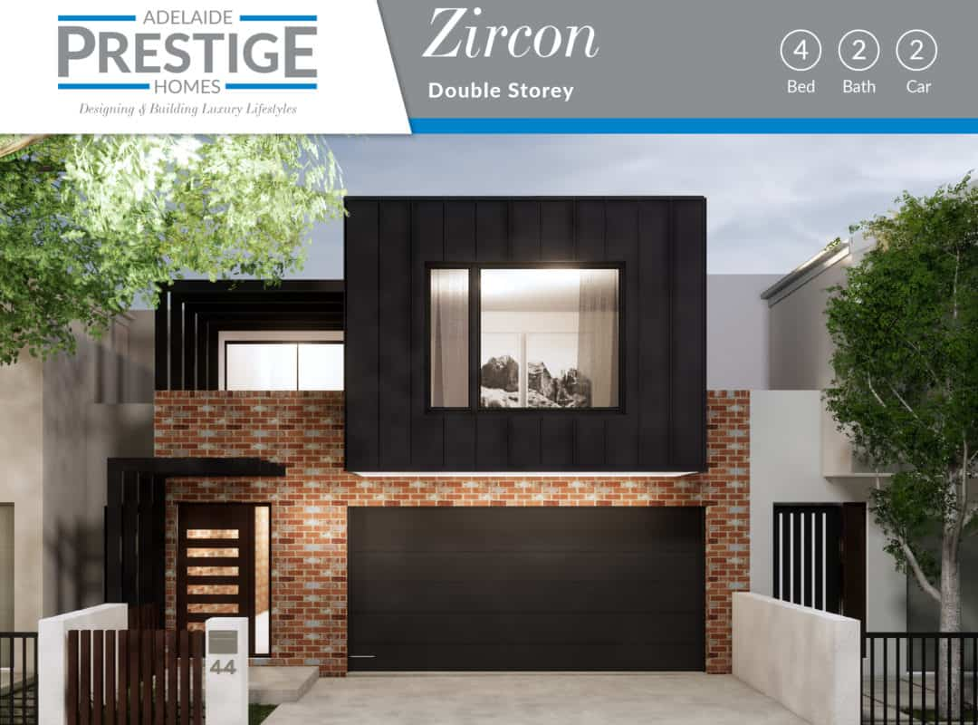 APH Home Design Elevation-Zircon