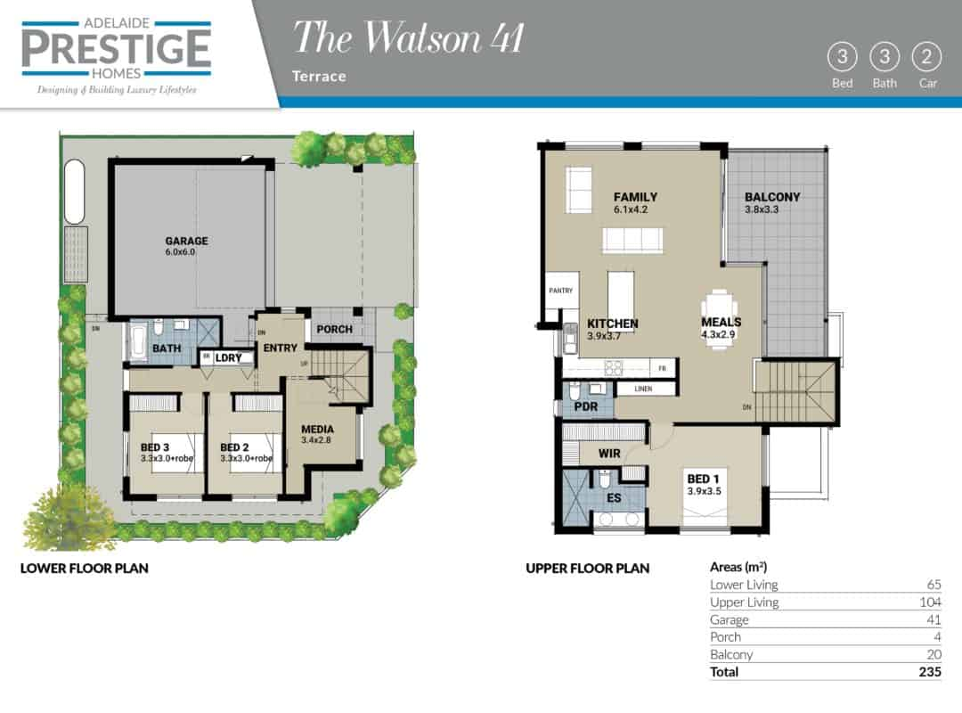 The Watson 41 APH Home Sketches20