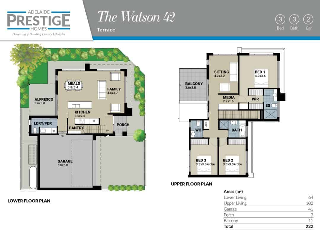 The Watson 42 APH Home Sketches21