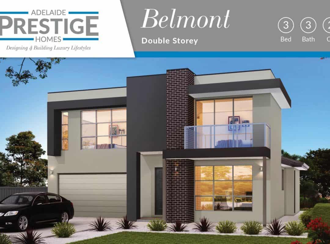 APH Home Design Elevation-Belmont