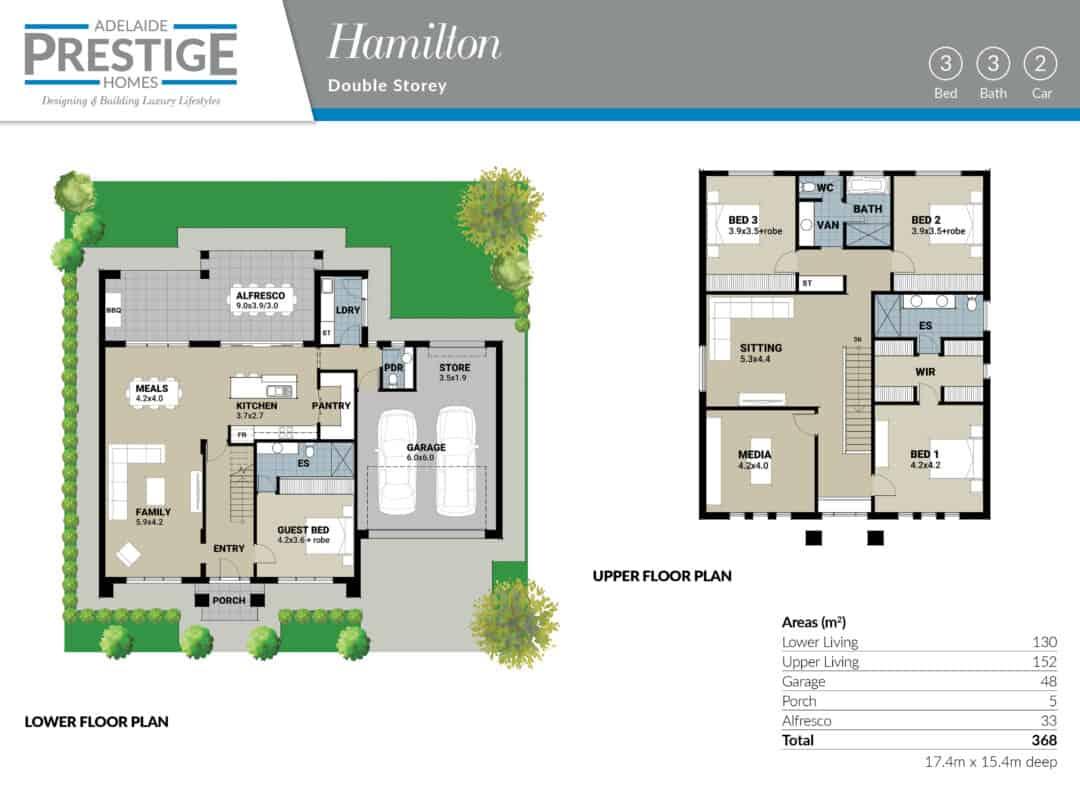 Hamilton APH Home Sketches